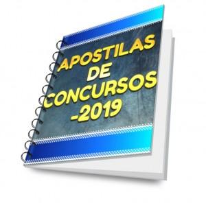 APOSTILA DE CONCURSOS - 2019